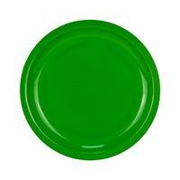 Plato trinche extendido verde