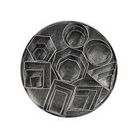 Set cortadores de galleta Figuras Geométricas