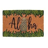 Tapete para entrada HUT Aloha