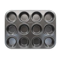 Molde para muffins Metaltex